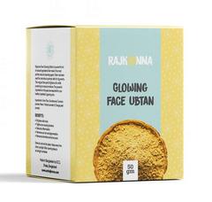 Rajkonna glowing face ubtan (50gm)