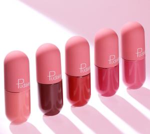 Pudaier 18 color Mini Capsule Matte Liquid Lipstick