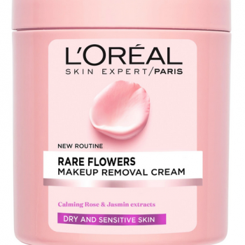 L'Oreal Makeup Removal Cream For Dry/Sensitive Skin 200Ml
