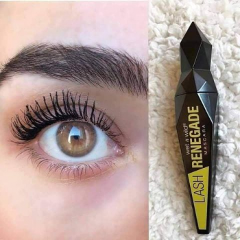 Wet n Wild Multi Dimensional Lash Renegade Mascara 8ml – Brazen Black