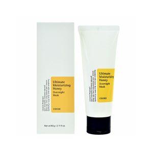 COSRX Ultimate Moisturizing Honey Overnight Mask- 60ml