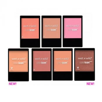 Wet N Wild Color Icon Blush All Shades
