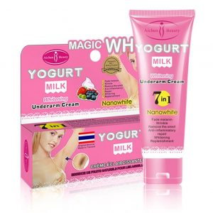 YOGURT MILK WHITENING UNDERARM CREAM ( 80 g )