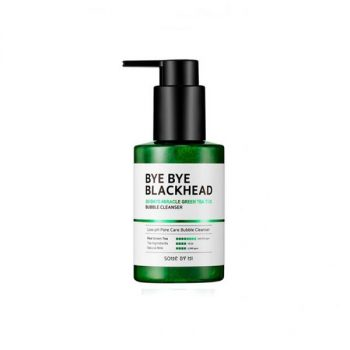 Bye Bye Blackhead 30 Days Miracle Green Tea Tox Bubble Cleanser 120
