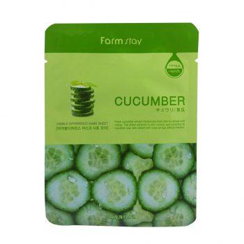 Cucumber Face Mask Sheet