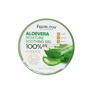 Aloe Vera Moisture Soothing Gel-100% 300 ml
