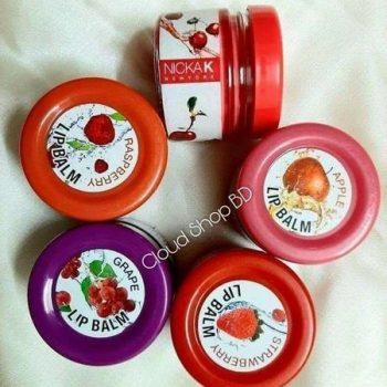 Nicka K Fruit Lip Balm
