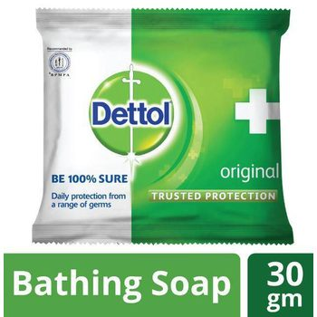 Dettol Soap Original Bathing Bar Soap-30gm
