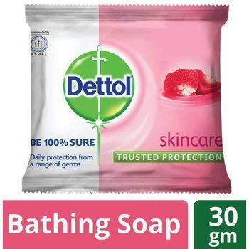 Dettol Soap Skincare Bathing Bar Soap-30gm