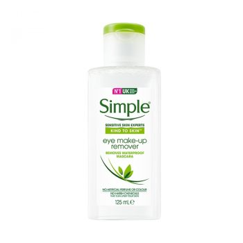 Simple Kind To Skin Eye Make-Up Remover (125 ml)