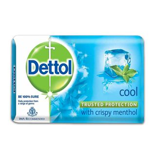 Dettol Soap Cool Bathing Bar Soap-75gm