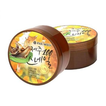 Pax Moly Jeju Olle Snail Mucus Soothing Gel 300 ml