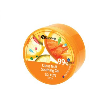 S Recover Citrus Fruit 99% Soothing Gel 300 ml