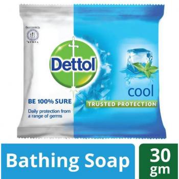 Dettol Cool Bathing Bar Soap-30gm