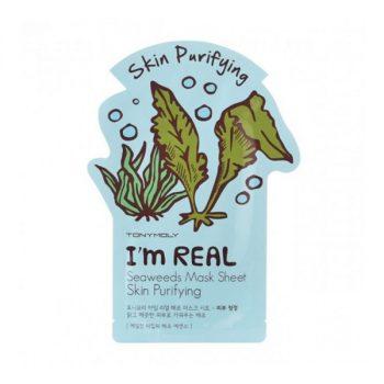 TONYMOLY I'm Real Seaweed Mask Sheet