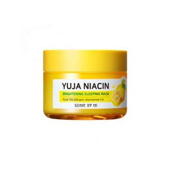 Yuja Niacin Brightening Sleeping Mask 60g