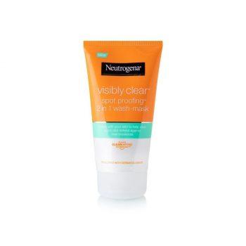 Neutrogena Clear & Defend Wash-Mask 150 ml
