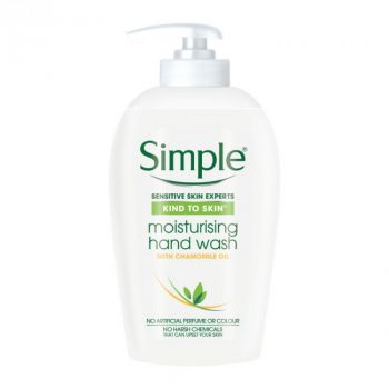 Simple Kind to Skin Moisturising Handwash (250 ml)
