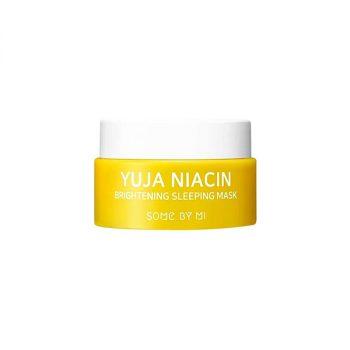 Yuja Niacin Brightening Sleeping Mask 15g