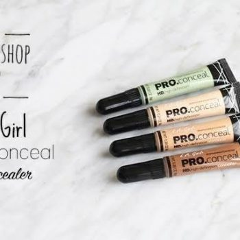 L. A. Girl HD Professional Concealer