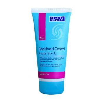 Beauty Formulas Blackhead Control Facial Scrub (150ml)