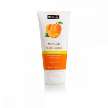 Beauty Formulas Apricot Face Scrub (150ml)