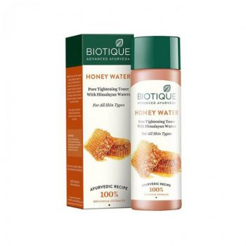 Biotique Bio Honey Water Toner 120ml