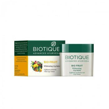Biotique Bio Fruit Whitening Lip Balm (12gm)