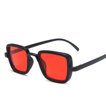 kabir singh sunglasses For Men plastic (RED)