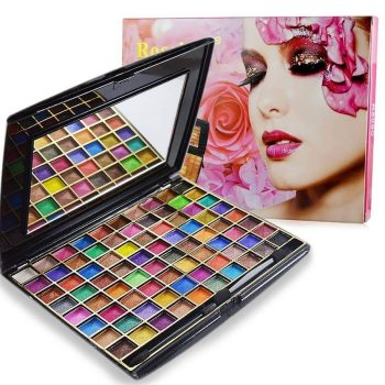 Rose leaf Max Touch 80 color Eyeshadow