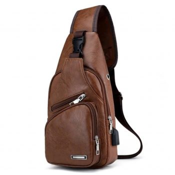 Unisex Crossbody Fashion Bagpack