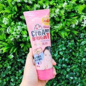 Civic Creamy Bright Facial foam