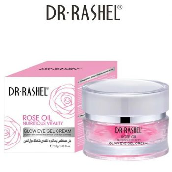 Dr Rashel Rose Oil Glow Essence Gel Cream