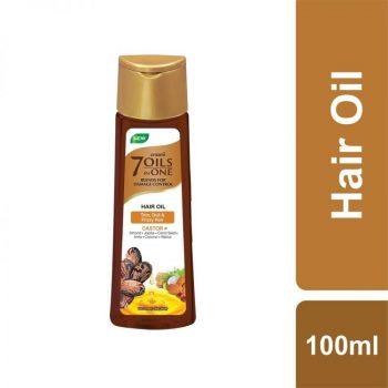 Emami 7 Oils In One Castor+ Hair Oil (100ml)