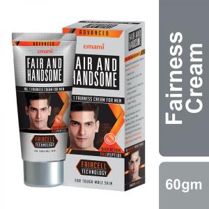 Emami Fair And Handsome Fairness Cream (60gm)