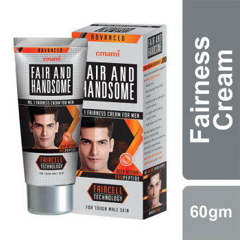 Emami Fair And Handsome Fairness Cream (60gm)