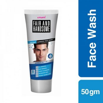 Emami Fair And Handsome Fairness Face Wash (Ignite) (50gm)