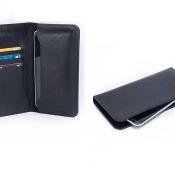 Men Long Wallet Artificial Leather Multi-Card Slots Credit Cards Holder Wallet