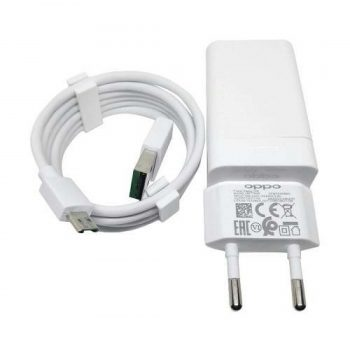 AK903 Charger For Oppo - White