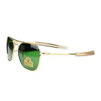 American Optical Sunglasses for Men - Golden