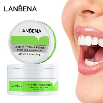 LANBENA Teeth Whitening Powder (55gm)