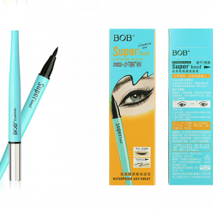 BOB SUPER LINER electric eye EXTREME BLACK EYE LINER 0.4MM6903071016380