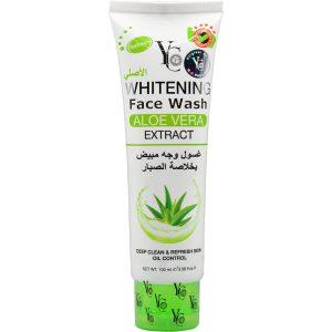 Yc WhiteningFace face Wash Aloe Vera Extract 100ml