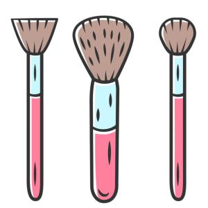 CloudShopbd makeup brush and accessories