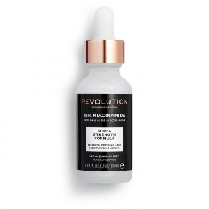 Revolution Skincare 15% Niacin amide Blemish & Pore Serum
