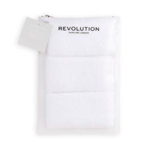 Revolution Skincare Microfiber Face Cloths