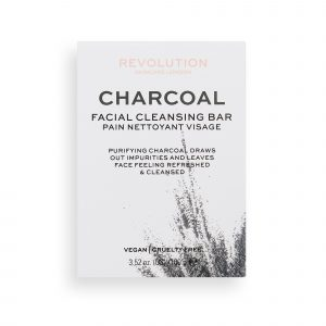 Revolution Skincare Charcoal Purifying Facial Cleansing Bar