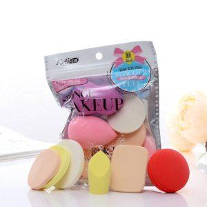 makeup blending puff set